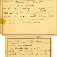 Thomas Wilmer Dewing, egg card # 011