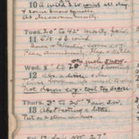 1919-11-09 -- 1919-11-15