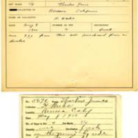 Thomas Wilmer Dewing, egg card # 451