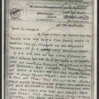 1945-02-28 R.W. Knottnerus to Dave Elder