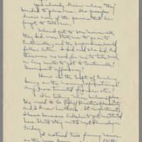 1941-10-16 Laura Davis to Lloyd Davis Page 1