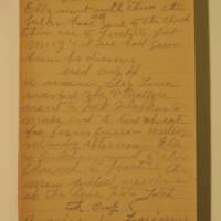 1926-08-03 -- 1926-08-05