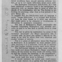 "1950-05-18 Burlington Herald Article: ""The Suggestion is Suspect"""