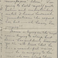 1918-11-06 Daphne Reynolds to Conger Reynolds Page 4