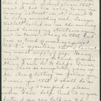 1918-04-16 Daphne Reynolds to Conger Reynolds Page 2
