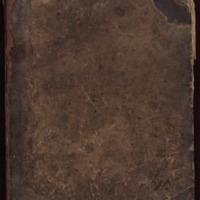 Benjamin Butterworth manuscript, 1828-1867