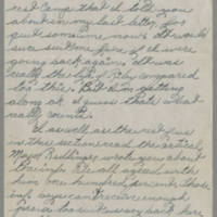 1945-03-06 Pfc. Eddie J. Prebyl, Jr. to Dave Elder Page 2