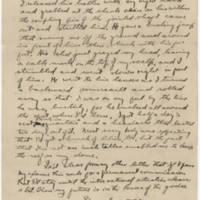 1919-08-20 Robert M. Browning to Dr. Mabel C. Williams Page 4
