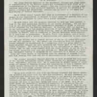 "1970-05-26 Newsletter: """"LULAC Glances"""" Page 3"