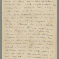 1942-10-25 Lloyd Davis to Laura Davis Page 2