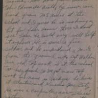 1918-05-24 Harvey Wertz to Mr. L.A. Wertz Page 3