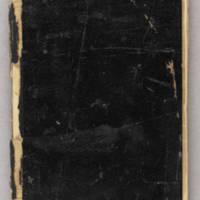 McQueen family cookbook item 3, Scotland, 1880s