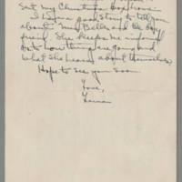 1941-12-22 Laura Davis to Lloyd Davis Page 3
