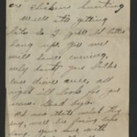 Undated Letter 2