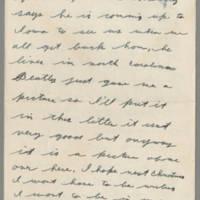 1943-12-25 Lloyd Davis to Laura Davis Page 4