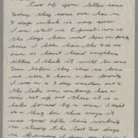 1945-06-28 Lloyd Davis to Laura Davis Page 1