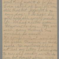 1945-04-09 Laura Hutchison to Laura Frances Davis Page 4