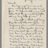 1942-01-20 Laura Davis to Lloyd Davis Page 1