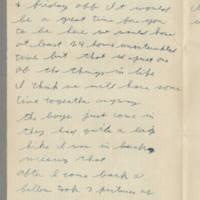 1942-09-16 Lloyd Davis to Laura Davis Page 2