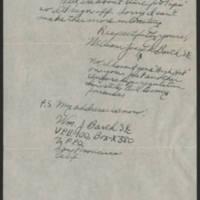 1945-08-10 William Joseph Barth to Mr. Dave Elder Page 2