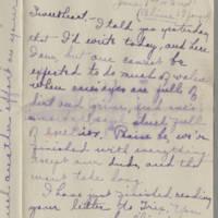 Conger Reynolds correspondence, June 1918