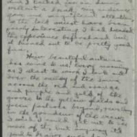 1916-10-06 Conger Reynolds to Mr. & Mrs. John Reynolds Page 3