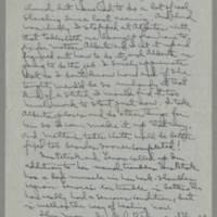 1943-02-14 Laura Davis to Lloyd Davis Page 3