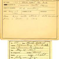 Thomas Wilmer Dewing, egg card # 128
