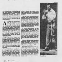 """1985-02-10 """"""""Estes and the Met reveal the quality of 'Porgy'"""""""" Page 2"""