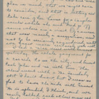 1918-08-19 Daphne Reynolds to Conger Reynolds Page 2