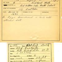 Thomas Wilmer Dewing, egg card # 108