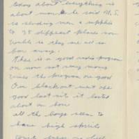 1942-08-18 Lloyd Davis to Laura Davis Page 2