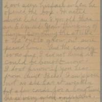 1945-04-09 Laura Hutchison to Laura Frances Davis Page 3