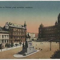 1921-01-31 Postcard: Robert M. Browning to Mr. Heinrich Georges