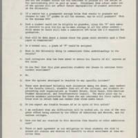 1970-05-12 University Memo regarding Student Options during Unrest Page 2