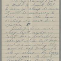 1942-09-24 George Davis to Lloyd Davis Page 5