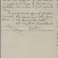 1918-11-08 Daphne Reynolds to Conger Reynolds Page 9