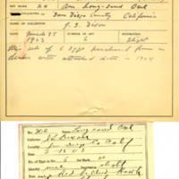 Thomas Wilmer Dewing, egg card # 646u