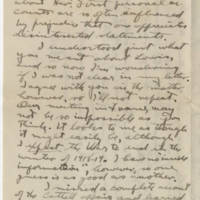 1917-10-17 Robert M. Browning to Mavel C. Williams Page 2