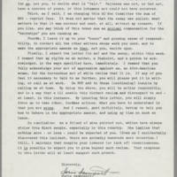 1984-04-08 Doris Davenport to The Ad Hoc Committee of Women Against Racism Page 2