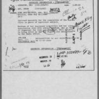 1952-03-28 Special Agent in Charge, Omaha Field Office to Director, FBI--Edna Griffin added to the Key Figure List