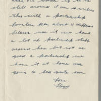 1943-11-25 Lloyd Davis to Laura Davis Page 3