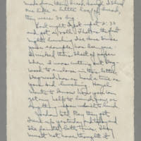 1942-07-25 Laura Davis to Lloyd Davis Page 4