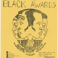 "1983-05-04 ""The Black Awards"""
