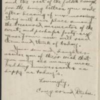 1918-01-01 Conger & Daphne Reynolds to Mr. & Mrs. John Reynolds Page 3