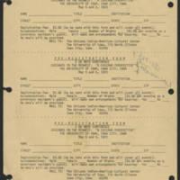 1972-05-05 Cinco de Mayo Conference Registration Form