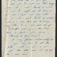 Undated letter  page 2