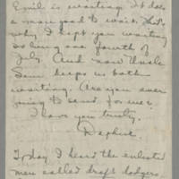 1918-07-31 Daphne Reynolds to Conger Reynolds Page 6