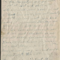 1918-12-03 Harvey Wertz to Mrs. L.A. Wertz Page 3