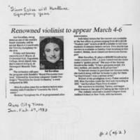 "1983-02-27 """"Simon Estes will headline symphony year"""" Page 2"